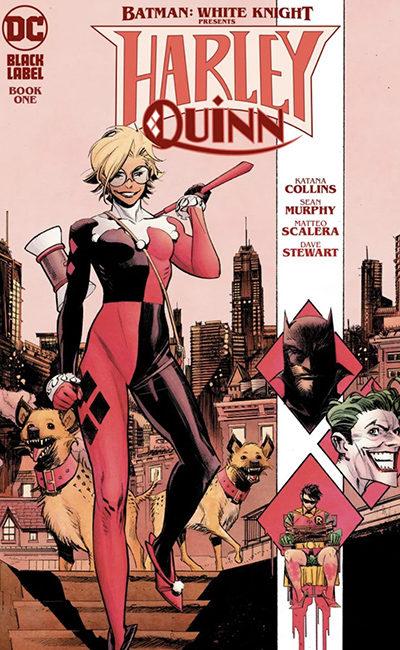 Batman White Knight: Harley Quinn