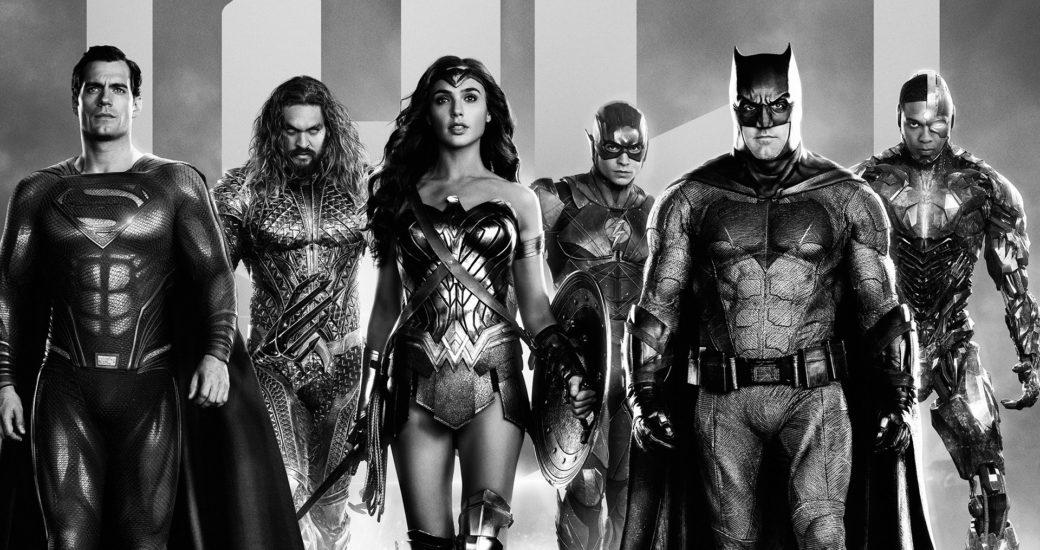 La Zack Snyder's Justice League débarque dans quelques jours…