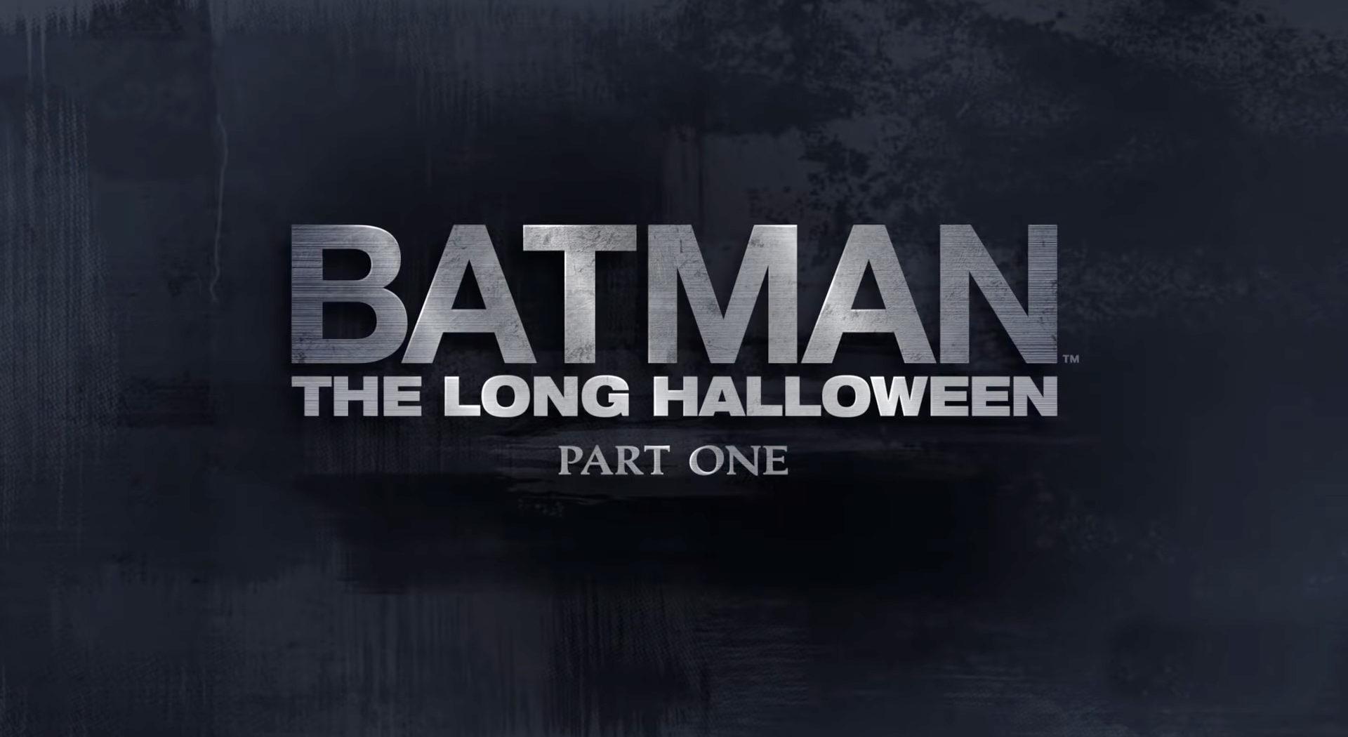 Title Batman The Long Halloween