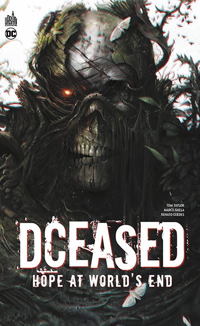 Covers Dceased Hope at World's End