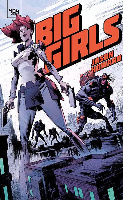 Big Girls 404 comics ComicsOwl
