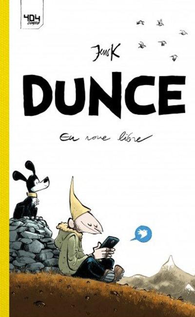Dunce En roue Libre 404 Comics - ComicsOwl