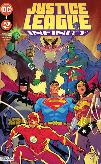 Justice League Infinity Dc Comics 01 ComicsOwl