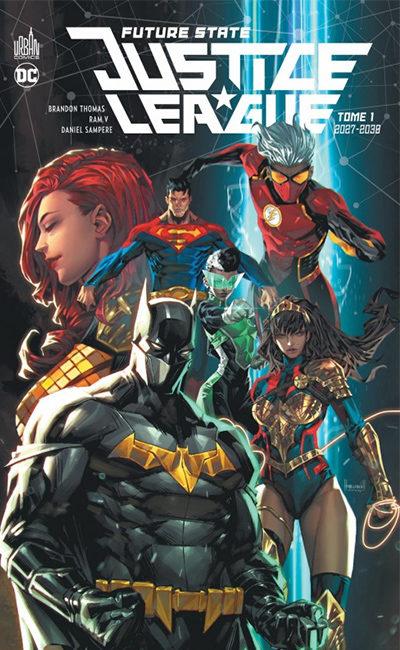 Future State : Justice League Urban Comics ComicsOwl